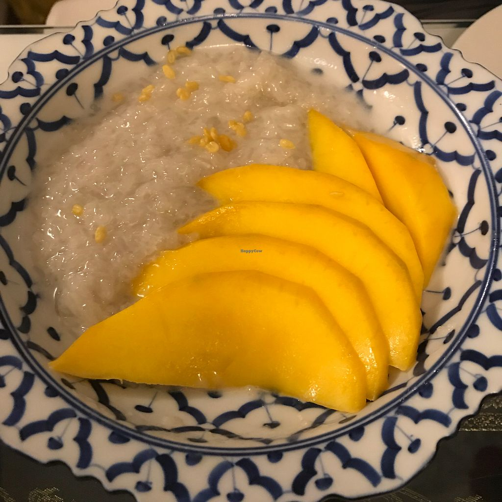 "Photo of Bangkok Thai Cuisine  by <a href=""/members/profile/Sarah%20P"">Sarah P</a> <br/>Mango sticky rice <br/> February 8, 2018  - <a href='/contact/abuse/image/104388/356470'>Report</a>"
