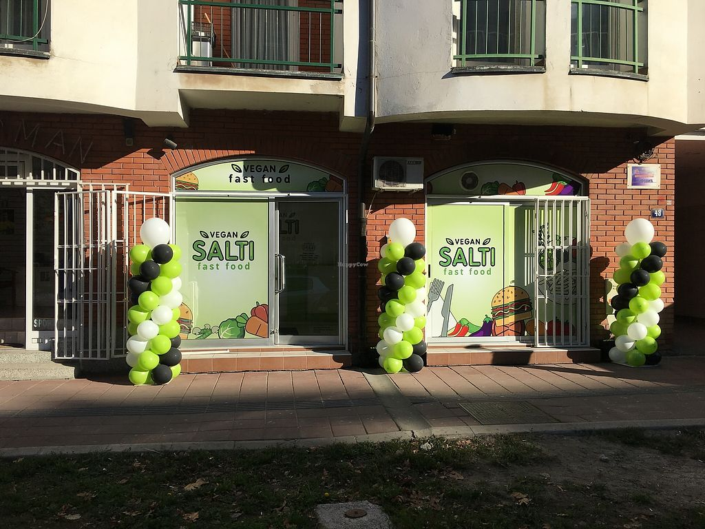 """Photo of Salti - Vegan Fast Food  by <a href=""""/members/profile/gimpel"""">gimpel</a> <br/>The Entrance <br/> November 24, 2017  - <a href='/contact/abuse/image/104408/328775'>Report</a>"""