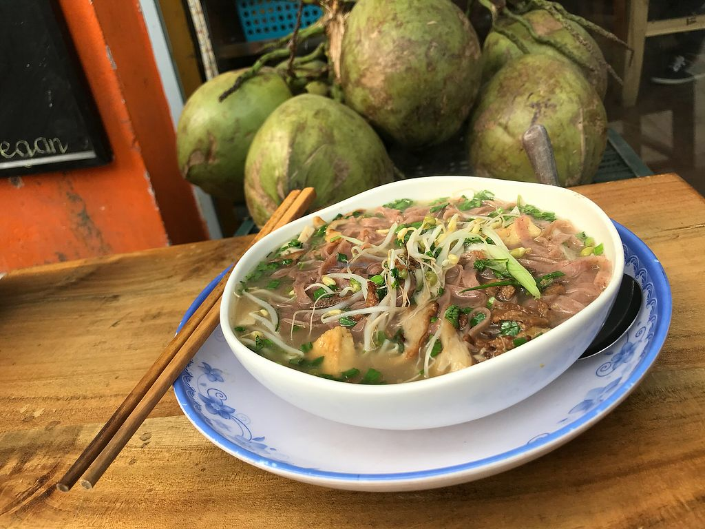 "Photo of Lovegan  by <a href=""/members/profile/Subra"">Subra</a> <br/>Brown rice noodles pho <br/> December 26, 2017  - <a href='/contact/abuse/image/104415/339114'>Report</a>"