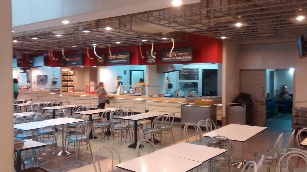Photo of Vegetarian Food Stall - Ploenjit  by zungi <br/>food court (after opening hours) - the vegetarian counter being the one on the right side <br/> December 15, 2014  - <a href='/contact/abuse/image/10441/88037'>Report</a>