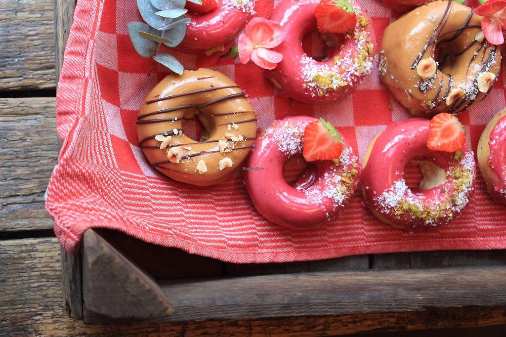 "Photo of Kek  by <a href=""/members/profile/LeonieHulselmans"">LeonieHulselmans</a> <br/>Vegan Donuts <br/> November 7, 2017  - <a href='/contact/abuse/image/104443/322878'>Report</a>"