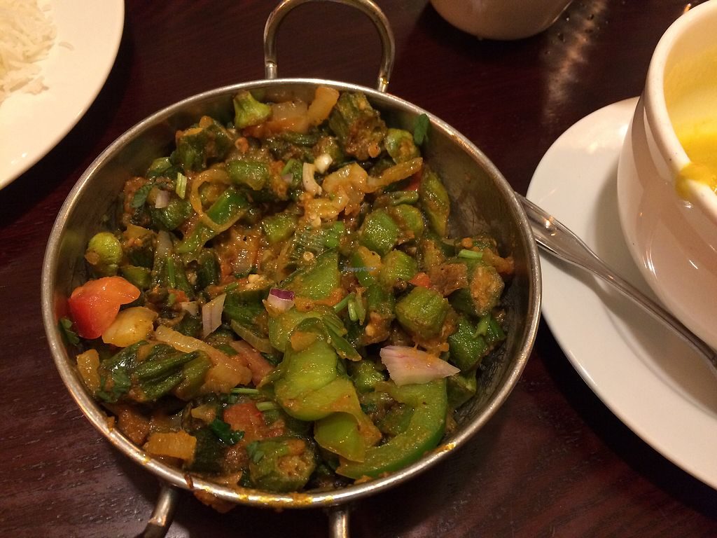 """Photo of The Everest Kitchen  by <a href=""""/members/profile/Arti"""">Arti</a> <br/>okra  <br/> February 3, 2018  - <a href='/contact/abuse/image/104447/354418'>Report</a>"""