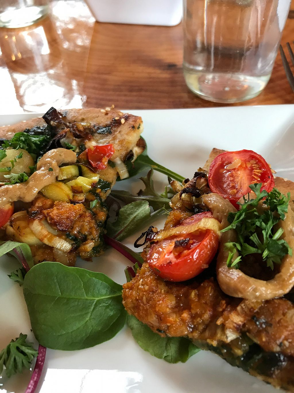 """Photo of Shayna B's By The Sea  by <a href=""""/members/profile/MarcieMosier"""">MarcieMosier</a> <br/>Kale Pesto Pizza <br/> March 5, 2018  - <a href='/contact/abuse/image/104454/366848'>Report</a>"""
