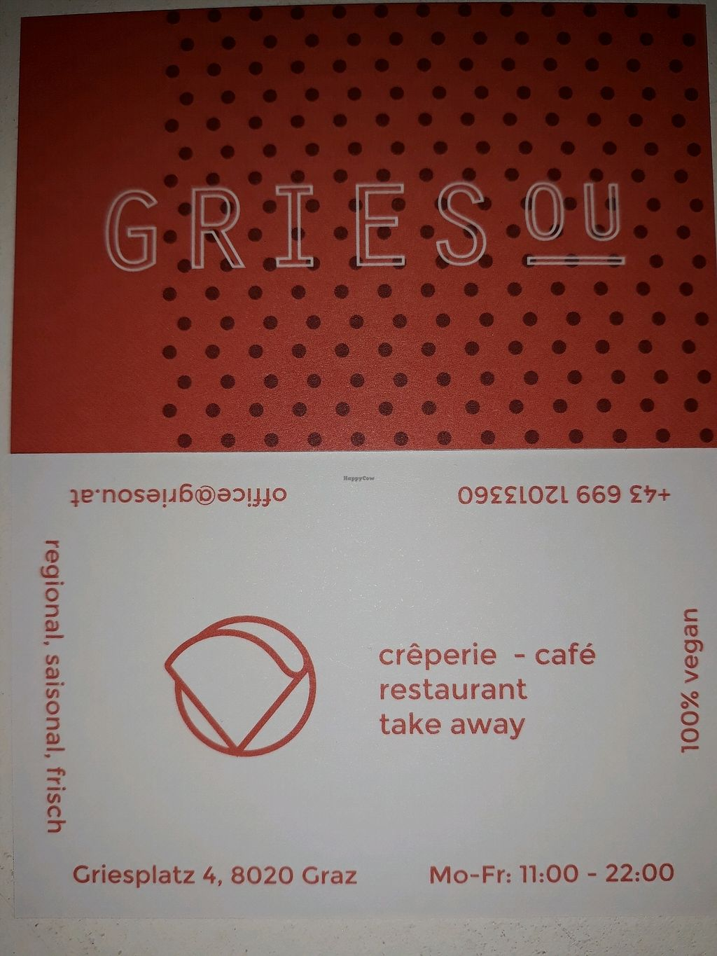"""Photo of Griesou  by <a href=""""/members/profile/presidentzich"""">presidentzich</a> <br/>Logo & businesscard <br/> November 21, 2017  - <a href='/contact/abuse/image/104501/327787'>Report</a>"""