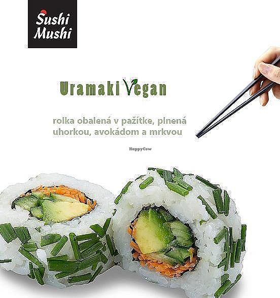 "Photo of Sushi Mushi  by <a href=""/members/profile/Nikolate"">Nikolate</a> <br/>uramaki vegan  <br/> November 7, 2017  - <a href='/contact/abuse/image/104503/323046'>Report</a>"