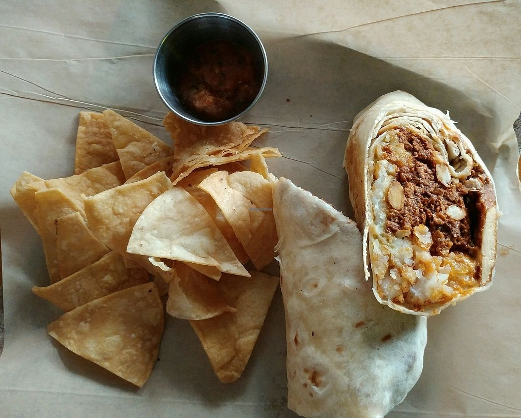 """Photo of Beelman's  by <a href=""""/members/profile/Passittowill"""">Passittowill</a> <br/>Breakfast Burrito <br/> December 31, 2017  - <a href='/contact/abuse/image/104517/341191'>Report</a>"""