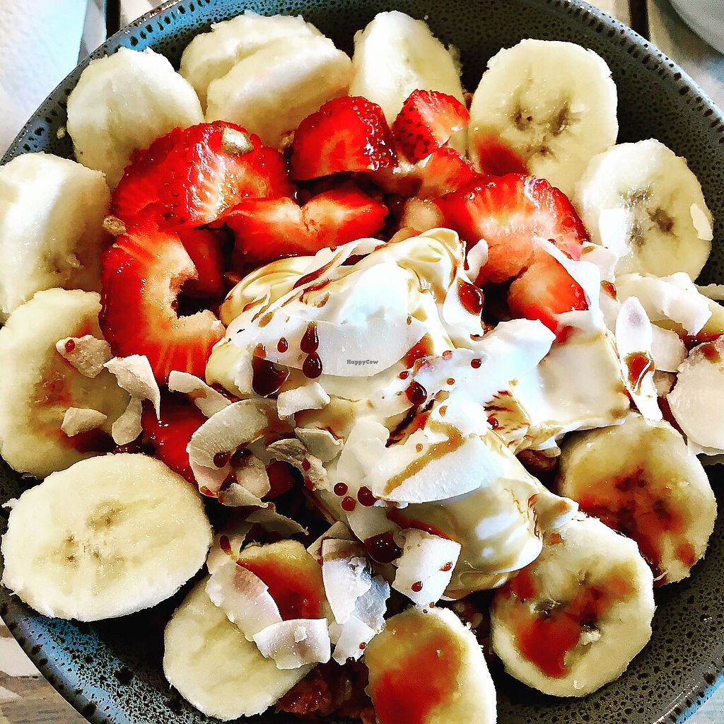 "Photo of Nature Cafe/Bar  by <a href=""/members/profile/bearhouse5"">bearhouse5</a> <br/>Coconut Banana Split  <br/> January 2, 2018  - <a href='/contact/abuse/image/104563/341970'>Report</a>"