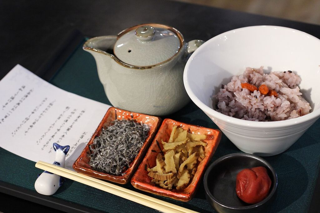 """Photo of Zen  by <a href=""""/members/profile/Yuki.m"""">Yuki.m</a> <br/>Rice soaked with tea  <br/> November 11, 2017  - <a href='/contact/abuse/image/104564/324213'>Report</a>"""