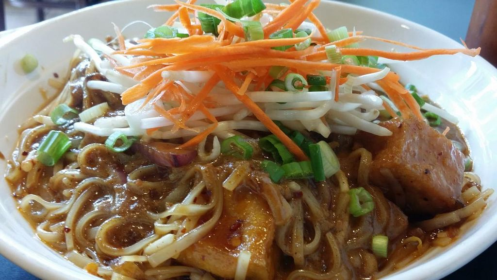"Photo of In the Bowl - Vegetarian Noodle Bistro  by <a href=""/members/profile/The%20Hungry%20Vegan"">The Hungry Vegan</a> <br/>Tamarind Peanut Noodles <br/> May 17, 2015  - <a href='/contact/abuse/image/10459/102606'>Report</a>"