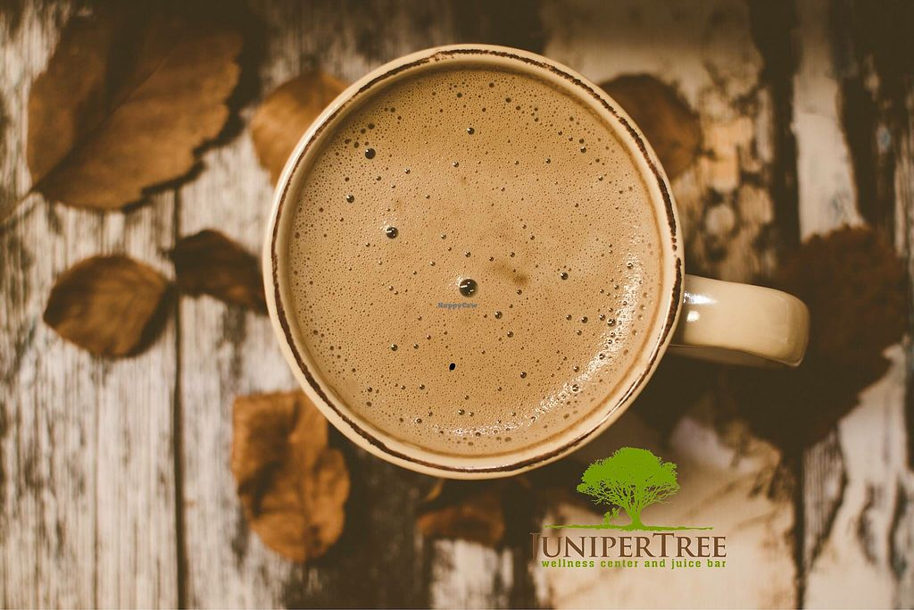 """Photo of Juniper Tree Juice Bar and Wellness  by <a href=""""/members/profile/whereiamfree"""">whereiamfree</a> <br/>*photo belongs to Juniper Tree Wellness Center and Juice Bar <br/> November 21, 2017  - <a href='/contact/abuse/image/104632/327961'>Report</a>"""
