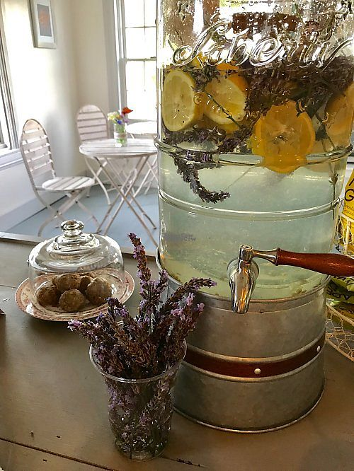 """Photo of Juniper Tree Juice Bar and Wellness  by <a href=""""/members/profile/JuniperTree"""">JuniperTree</a> <br/>Detox water <br/> March 4, 2018  - <a href='/contact/abuse/image/104632/366459'>Report</a>"""