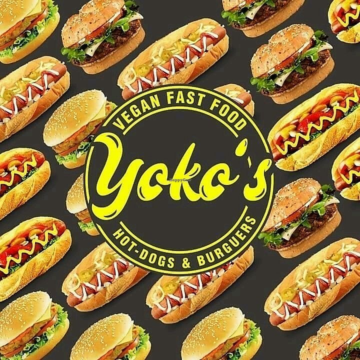 """Photo of Yoko's Vegan Fast Food  by <a href=""""/members/profile/JoseLuisCant%C3%B3"""">JoseLuisCantó</a> <br/>Yoko's <br/> November 11, 2017  - <a href='/contact/abuse/image/104633/324085'>Report</a>"""