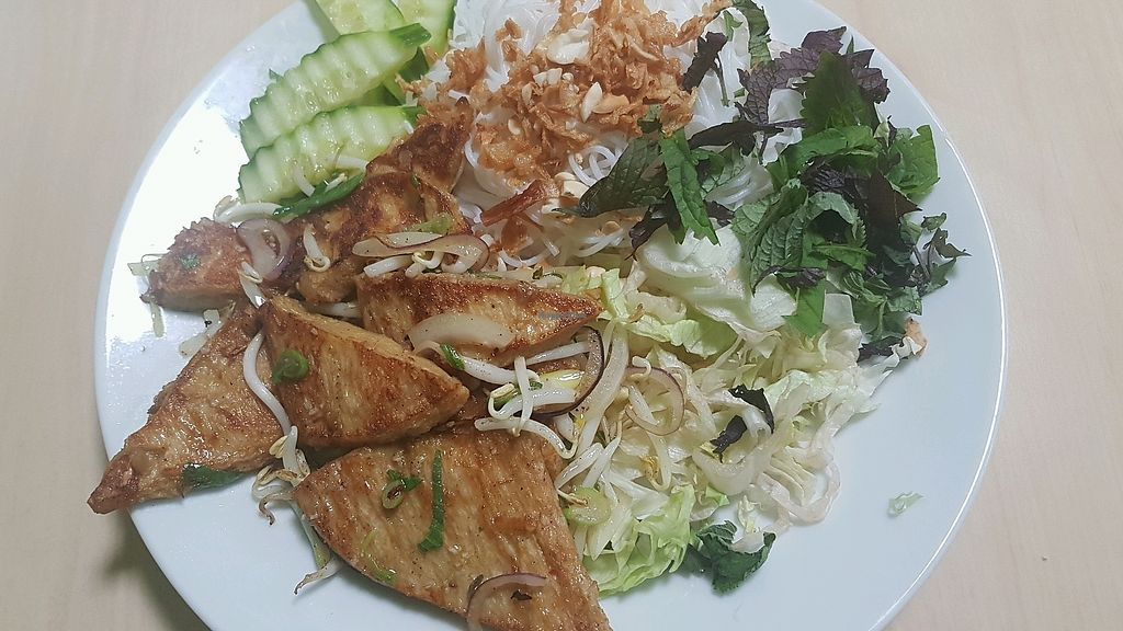 """Photo of Bang Tofu  by <a href=""""/members/profile/LukasBelicka"""">LukasBelicka</a> <br/>Bun Cha  <br/> January 7, 2018  - <a href='/contact/abuse/image/104657/344058'>Report</a>"""