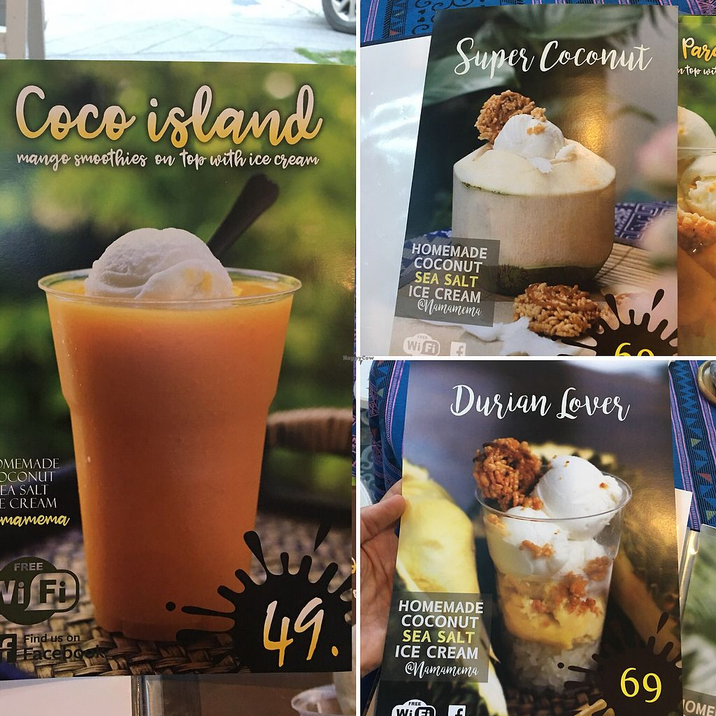 """Photo of Namamema - Coconut Sea Salt Ice Cream  by <a href=""""/members/profile/AnthonyPolicano"""">AnthonyPolicano</a> <br/>...Or go all the way!  <br/> November 10, 2017  - <a href='/contact/abuse/image/104658/323830'>Report</a>"""