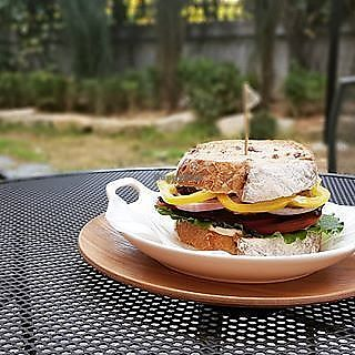 """Photo of yummyyomil  by <a href=""""/members/profile/EvanBuckman"""">EvanBuckman</a> <br/>Vegan cheese. Bacon Campaign sandwich. Simultaneously with release. The reaction is hot! It is also good color and taste.  From the newborn bread made from our new rice <br/> November 11, 2017  - <a href='/contact/abuse/image/104729/324130'>Report</a>"""