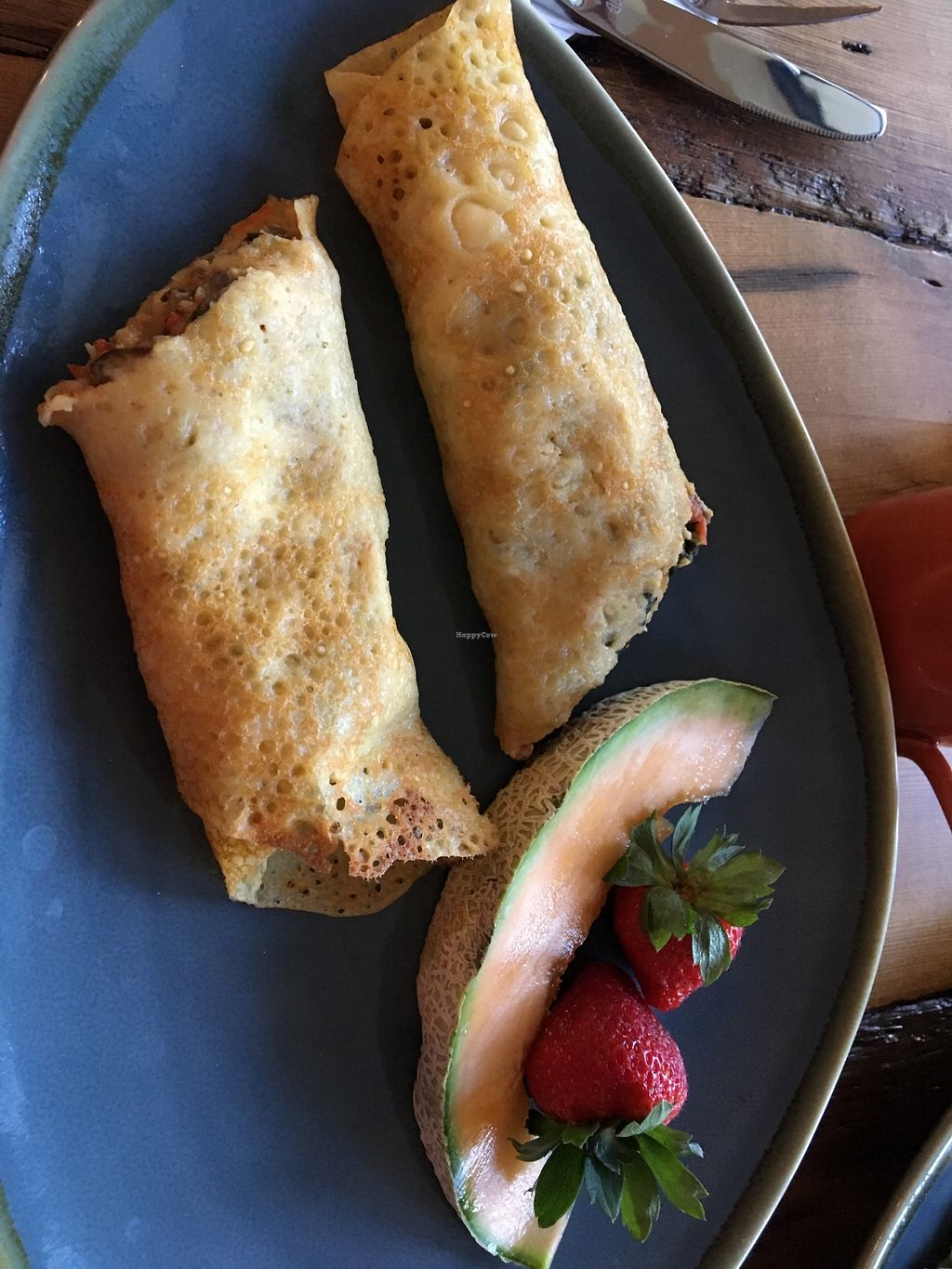 """Photo of Kind Crepes  by <a href=""""/members/profile/Michael%20Isavegan"""">Michael Isavegan</a> <br/>Eastern Crepes <br/> November 13, 2017  - <a href='/contact/abuse/image/104735/325391'>Report</a>"""