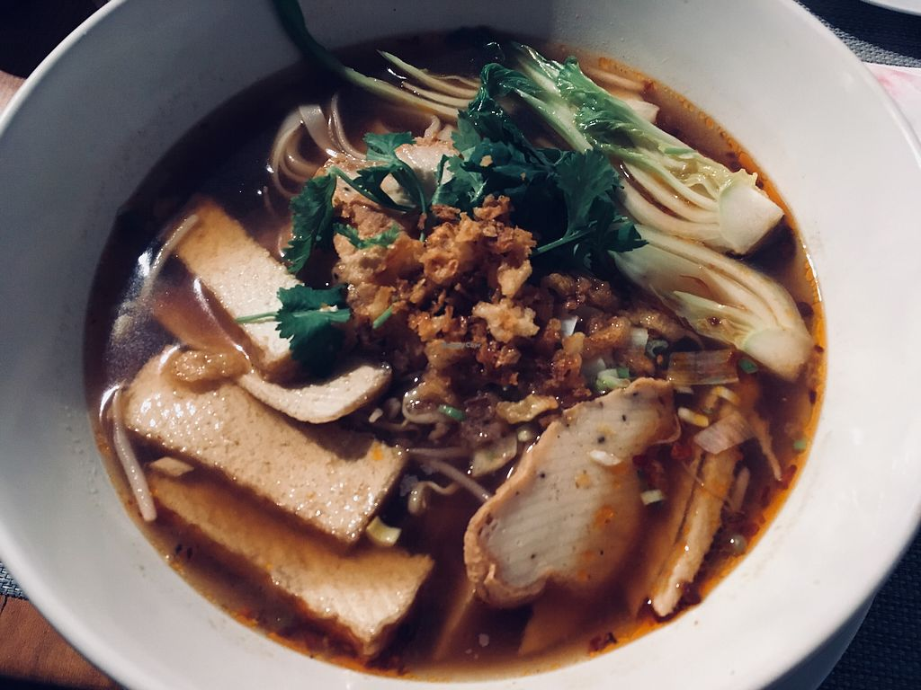 """Photo of Chimy's  by <a href=""""/members/profile/xveganladyx"""">xveganladyx</a> <br/>Vietnamesian Noodle Soup <br/> November 12, 2017  - <a href='/contact/abuse/image/104754/324637'>Report</a>"""