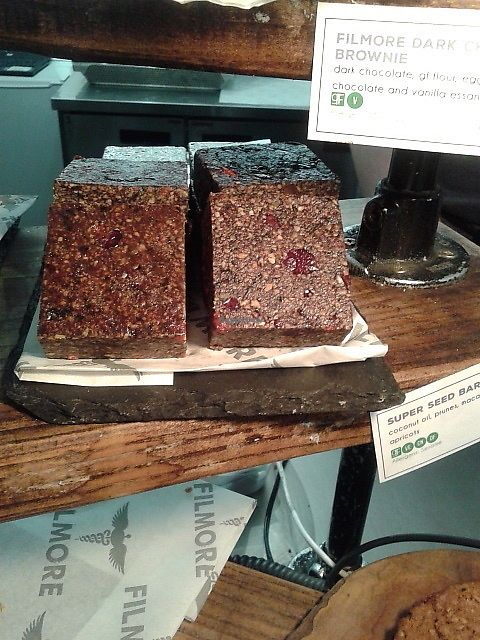 "Photo of Filmore and Union - York Station  by <a href=""/members/profile/deadpledge"">deadpledge</a> <br/>Vegan brownies <br/> November 12, 2017  - <a href='/contact/abuse/image/104816/324653'>Report</a>"