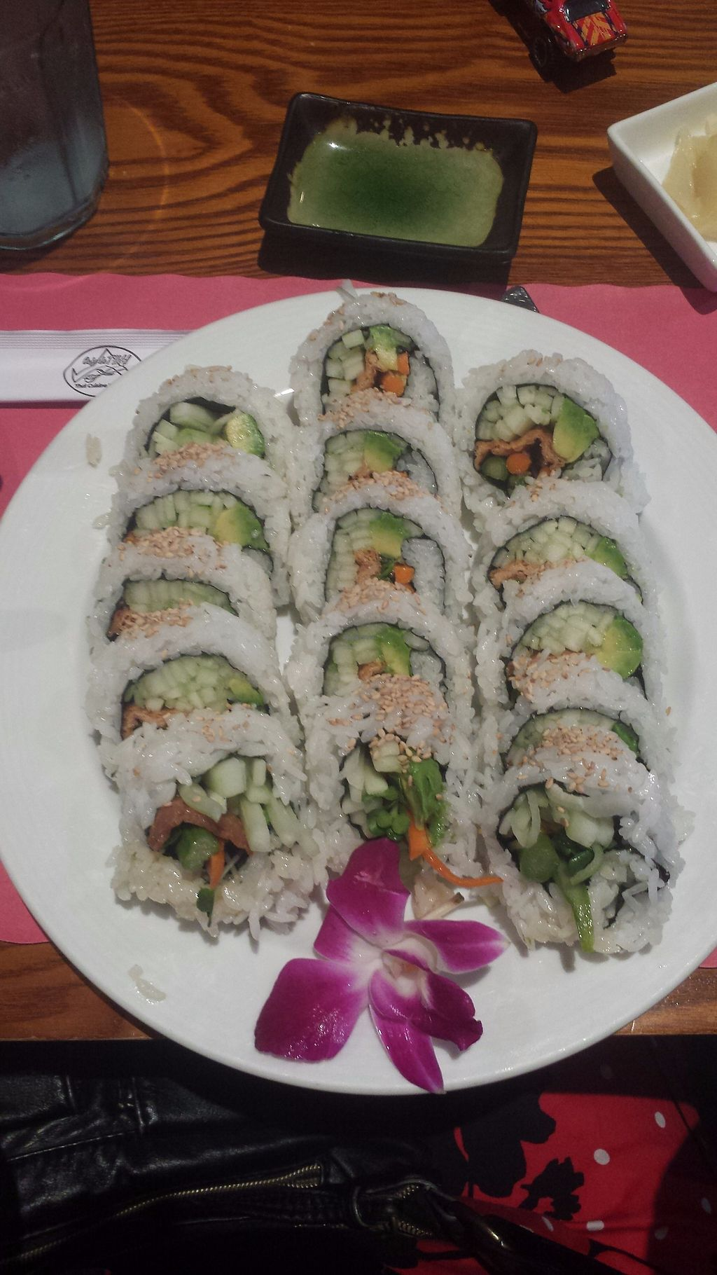 """Photo of Cafe de Thai  by <a href=""""/members/profile/youngfruitbat"""">youngfruitbat</a> <br/>Veggie Rolls <br/> November 12, 2017  - <a href='/contact/abuse/image/104871/324787'>Report</a>"""