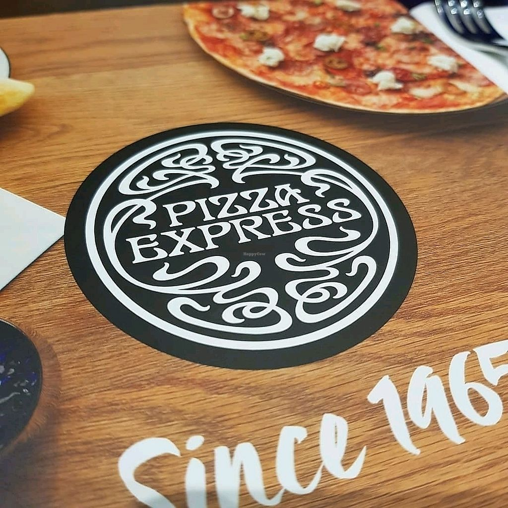 """Photo of Pizza Express - Ocean Terminal  by <a href=""""/members/profile/craigmc"""">craigmc</a> <br/>pizza <br/> March 25, 2018  - <a href='/contact/abuse/image/104898/376016'>Report</a>"""