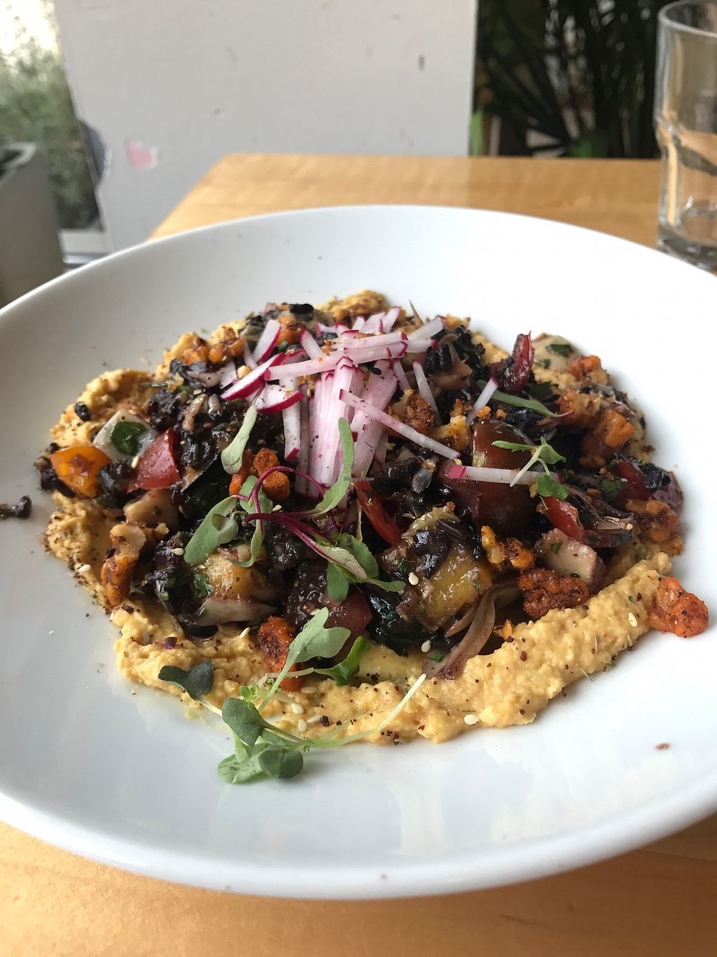 """Photo of Kerr Street Cafe  by <a href=""""/members/profile/Charliepenn"""">Charliepenn</a> <br/>Autumn Grains <br/> November 12, 2017  - <a href='/contact/abuse/image/104925/324939'>Report</a>"""