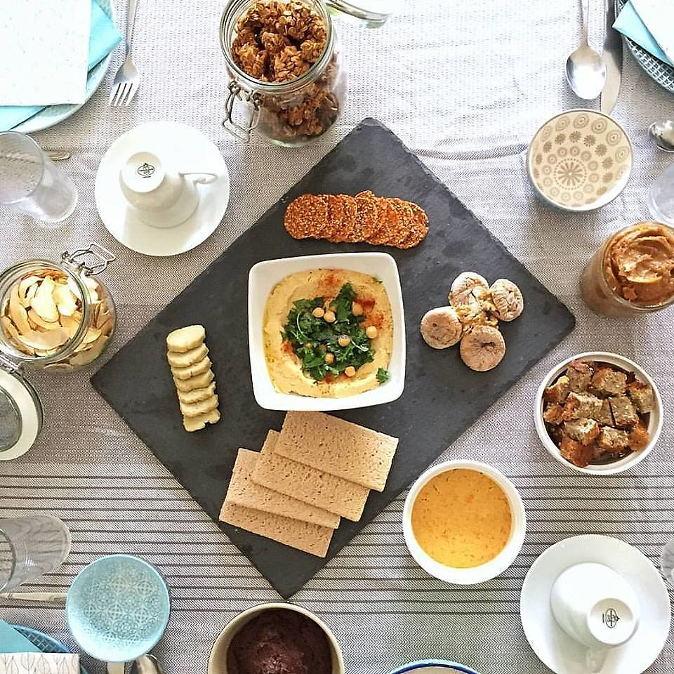 """Photo of Kitchen Dates  by <a href=""""/members/profile/Vera%20Peres"""">Vera Peres</a> <br/>Brunch table <br/> November 15, 2017  - <a href='/contact/abuse/image/104980/325921'>Report</a>"""