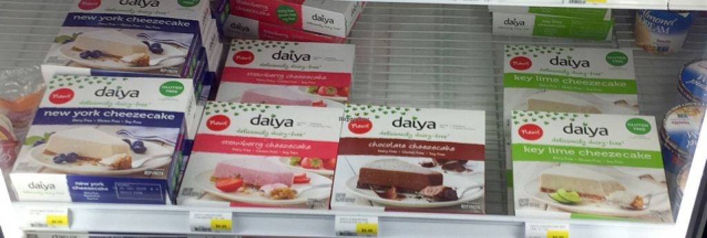 """Photo of Debbies Health Foods  by <a href=""""/members/profile/MattSpann1024"""">MattSpann1024</a> <br/>Daiya Cheezecakes <br/> May 4, 2016  - <a href='/contact/abuse/image/10498/147511'>Report</a>"""