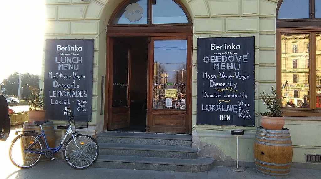 "Photo of Berlinka Cafe  by <a href=""/members/profile/Nikolate"">Nikolate</a> <br/>entrance <br/> November 14, 2017  - <a href='/contact/abuse/image/104996/325487'>Report</a>"