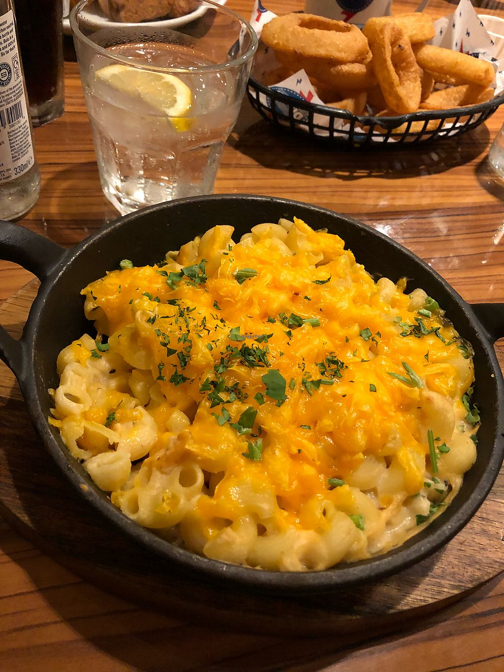 """Photo of The Diner - Islington  by <a href=""""/members/profile/CourtneyK"""">CourtneyK</a> <br/>Mac n cheese <br/> April 13, 2018  - <a href='/contact/abuse/image/104998/384954'>Report</a>"""