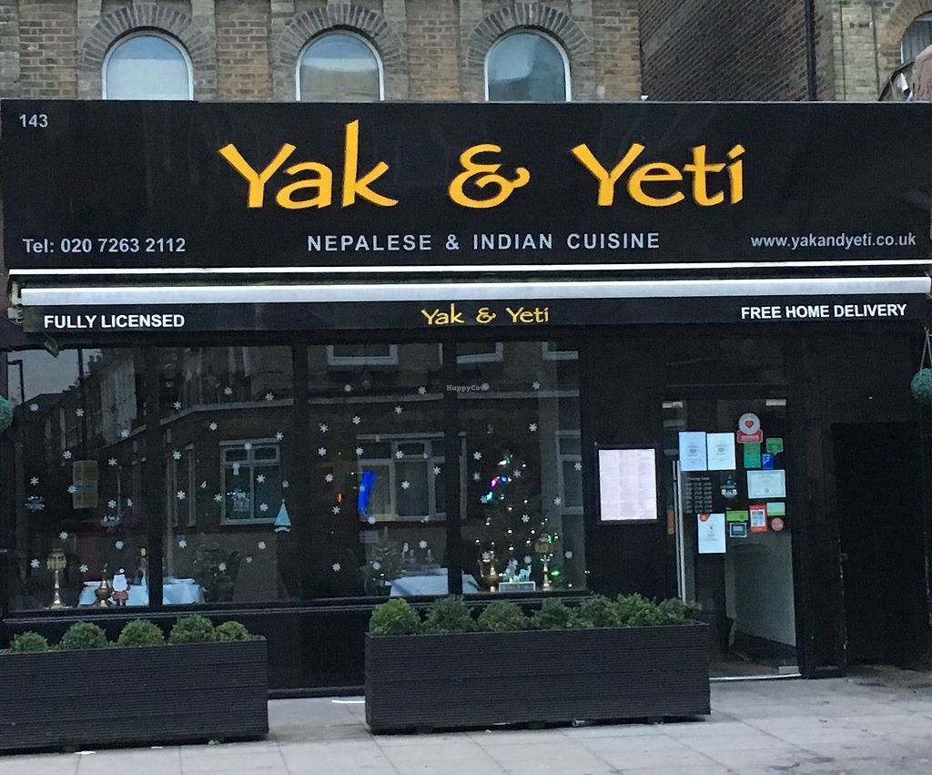 """Photo of Yak & Yeti  by <a href=""""/members/profile/lysi"""">lysi</a> <br/>Front of restaurant-Jan 2018 <br/> January 2, 2018  - <a href='/contact/abuse/image/104999/341905'>Report</a>"""