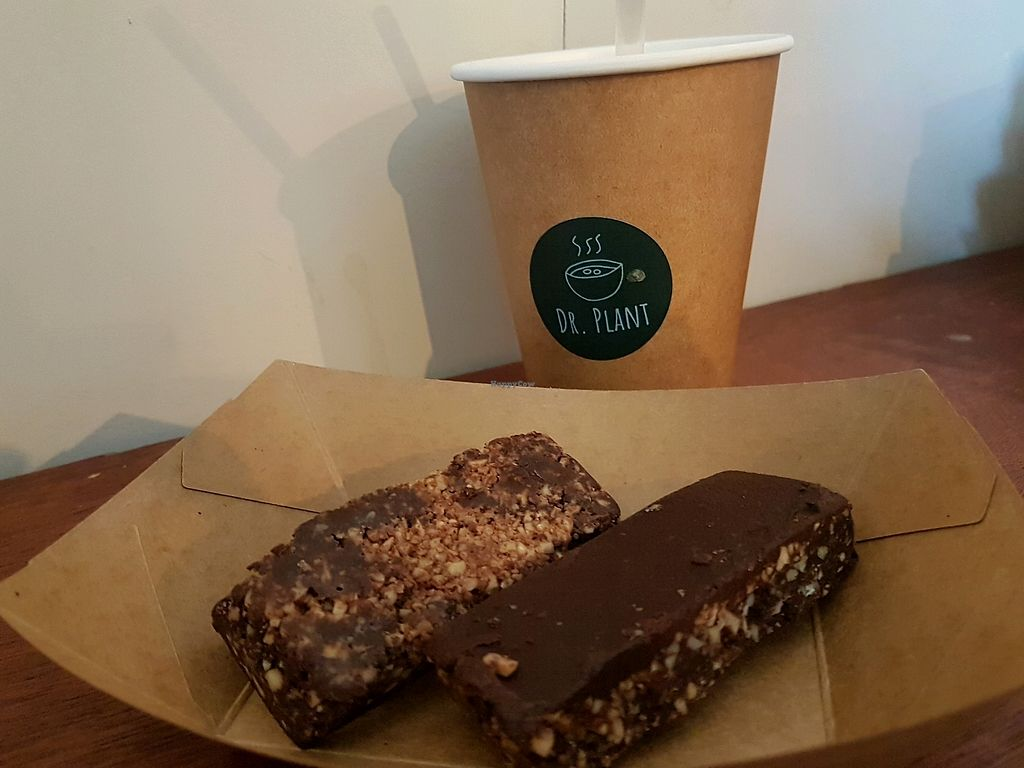 "Photo of Dr.Plant   by <a href=""/members/profile/vegan_healthy_woman"">vegan_healthy_woman</a> <br/>Brownie Bar  <br/> January 27, 2018  - <a href='/contact/abuse/image/105004/351522'>Report</a>"