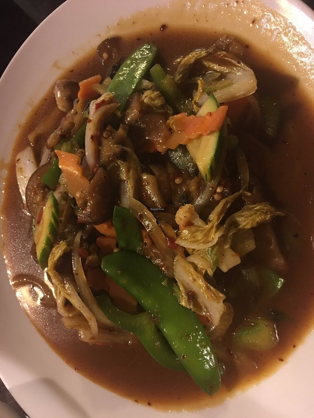 """Photo of Southern Thai Restaurant  by <a href=""""/members/profile/TraciH"""">TraciH</a> <br/>Basil Eggplant with Vegetables <br/> November 13, 2017  - <a href='/contact/abuse/image/105005/325332'>Report</a>"""