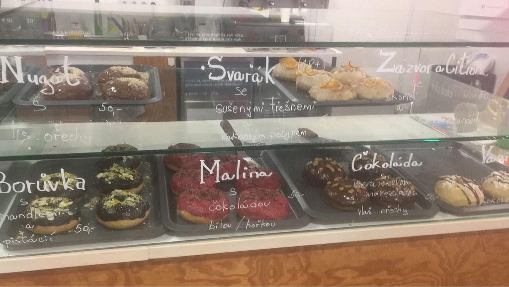 """Photo of Vegan Sweet Bar  by <a href=""""/members/profile/DasaGebauer"""">DasaGebauer</a> <br/>Hard to choose ? <br/> December 10, 2017  - <a href='/contact/abuse/image/105011/334201'>Report</a>"""