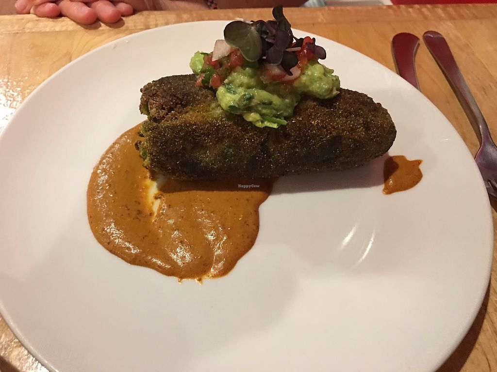 "Photo of Savorez  by <a href=""/members/profile/TraciH"">TraciH</a> <br/>Chile Relleno (stuffed with quinoa) <br/> November 13, 2017  - <a href='/contact/abuse/image/105024/325354'>Report</a>"