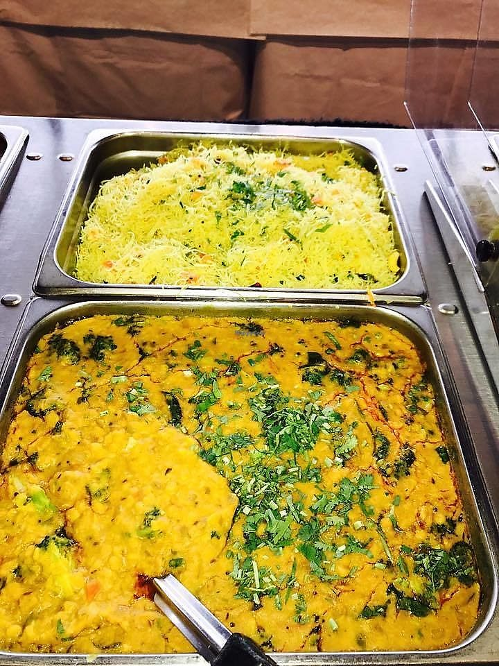 """Photo of Nawab  by <a href=""""/members/profile/TraciH"""">TraciH</a> <br/>Vegan buffet at Nawab - every Wednesday night from 5-10pm! <br/> November 13, 2017  - <a href='/contact/abuse/image/105031/325363'>Report</a>"""