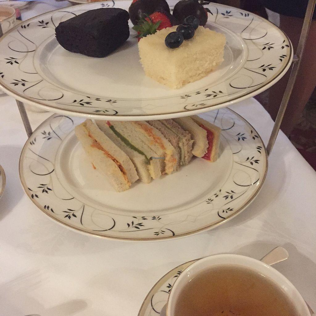 "Photo of Luton Hoo Hotel, Golf & Spa  by <a href=""/members/profile/TARAMCDONALD"">TARAMCDONALD</a> <br/>Vegan cream tea :) <br/> November 30, 2017  - <a href='/contact/abuse/image/105099/330836'>Report</a>"