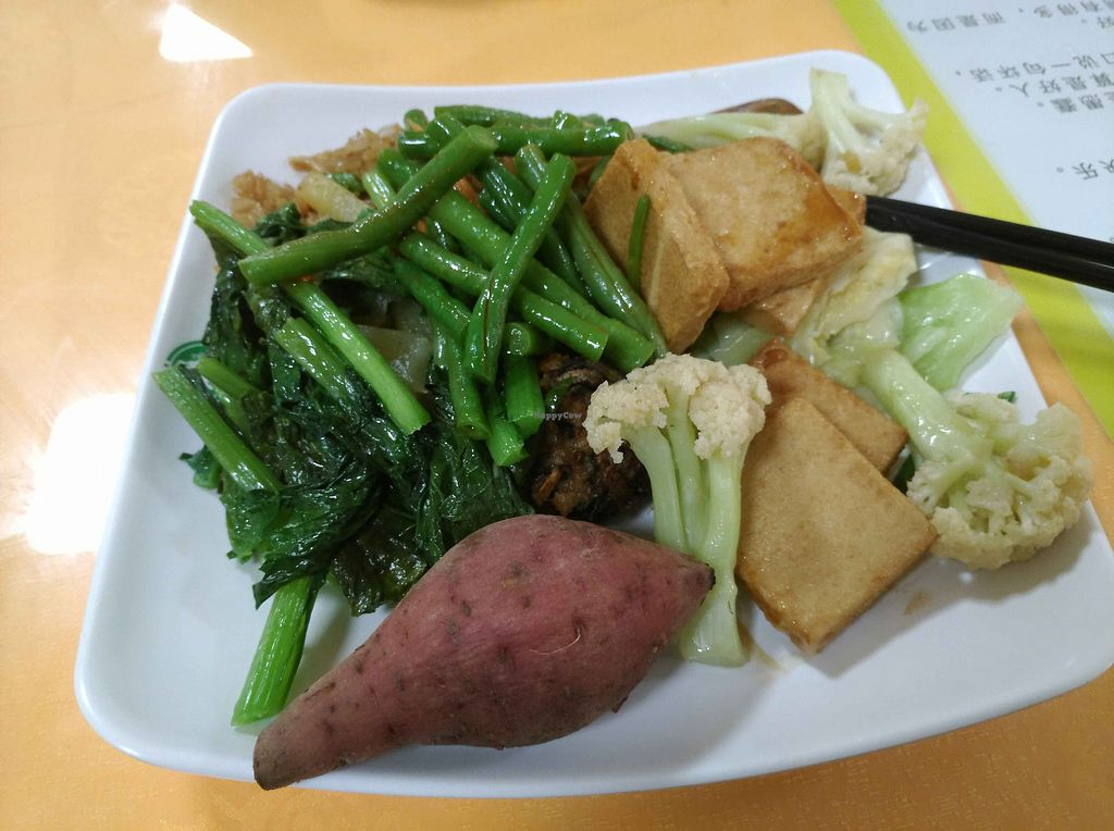 """Photo of ChangLe Xuan Vegetarian Buffet  by <a href=""""/members/profile/mcquinten2"""">mcquinten2</a> <br/>food <br/> November 21, 2017  - <a href='/contact/abuse/image/105124/327774'>Report</a>"""