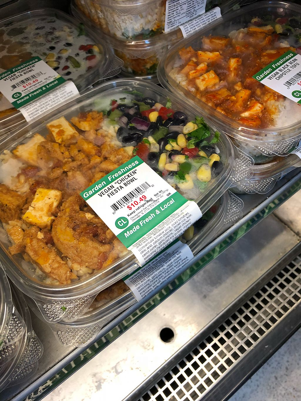 """Photo of Fresh Market on the Go - Airport  by <a href=""""/members/profile/Knauji82"""">Knauji82</a> <br/>Chicken fiesta <br/> April 18, 2018  - <a href='/contact/abuse/image/105152/387422'>Report</a>"""