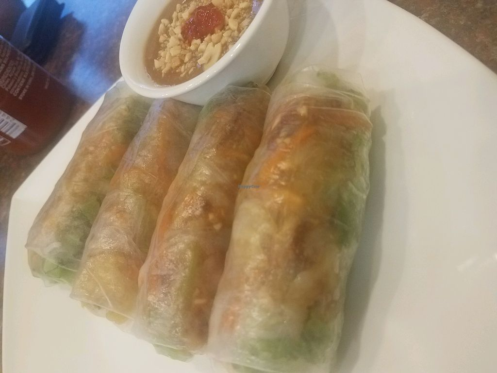 """Photo of Thu Thu Sandwich  by <a href=""""/members/profile/JenniferLarson"""">JenniferLarson</a> <br/>best spring rolls ever  <br/> May 12, 2018  - <a href='/contact/abuse/image/105180/398629'>Report</a>"""