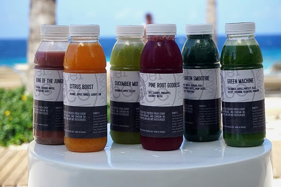 "Photo of Super Nice Cold Pressed Juices  by <a href=""/members/profile/ArnoldVanPutten"">ArnoldVanPutten</a> <br/>Cleanse Package