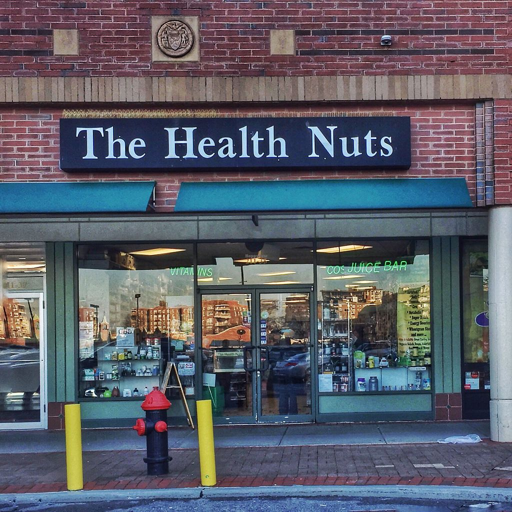 """Photo of The Health Nuts  by <a href=""""/members/profile/suzagord"""">suzagord</a> <br/>Facade <br/> February 18, 2018  - <a href='/contact/abuse/image/105211/360945'>Report</a>"""