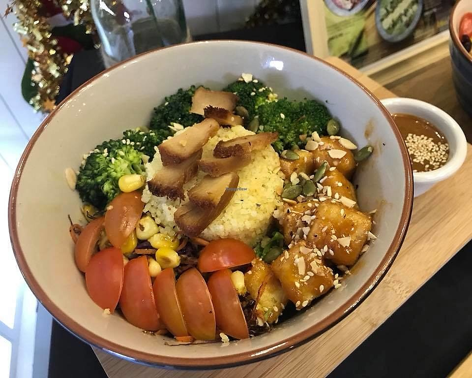 """Photo of Idealite - Autocity  by <a href=""""/members/profile/BearyVege"""">BearyVege</a> <br/>Japanese Sesame Power Bowl  <br/> March 14, 2018  - <a href='/contact/abuse/image/105256/370465'>Report</a>"""