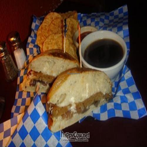 """Photo of Georgetown Liquor Company  by <a href=""""/members/profile/gr8vegan"""">gr8vegan</a> <br/>Piccard best Vegan Sandwich ever <br/> March 18, 2009  - <a href='/contact/abuse/image/10531/1656'>Report</a>"""
