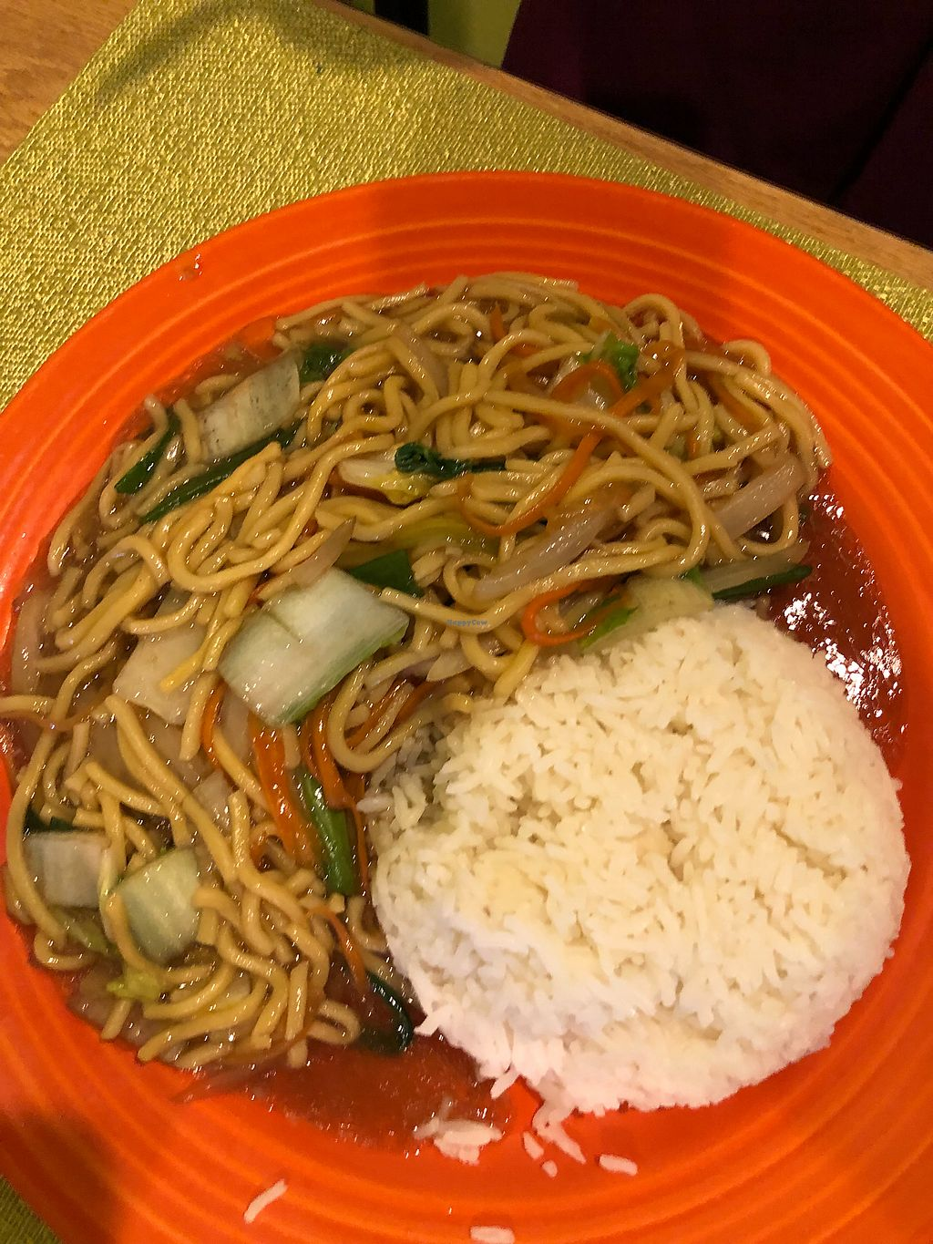 "Photo of Mint Asian Cuisine  by <a href=""/members/profile/Mattsgirlelle"">Mattsgirlelle</a> <br/>Veggie Lo Mein  <br/> January 5, 2018  - <a href='/contact/abuse/image/105322/343076'>Report</a>"