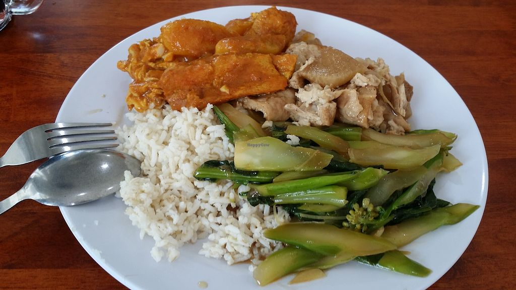 """Photo of Zhu Xiang Vegetarian  by <a href=""""/members/profile/walter007"""">walter007</a> <br/>rice <br/> February 14, 2018  - <a href='/contact/abuse/image/105342/359112'>Report</a>"""