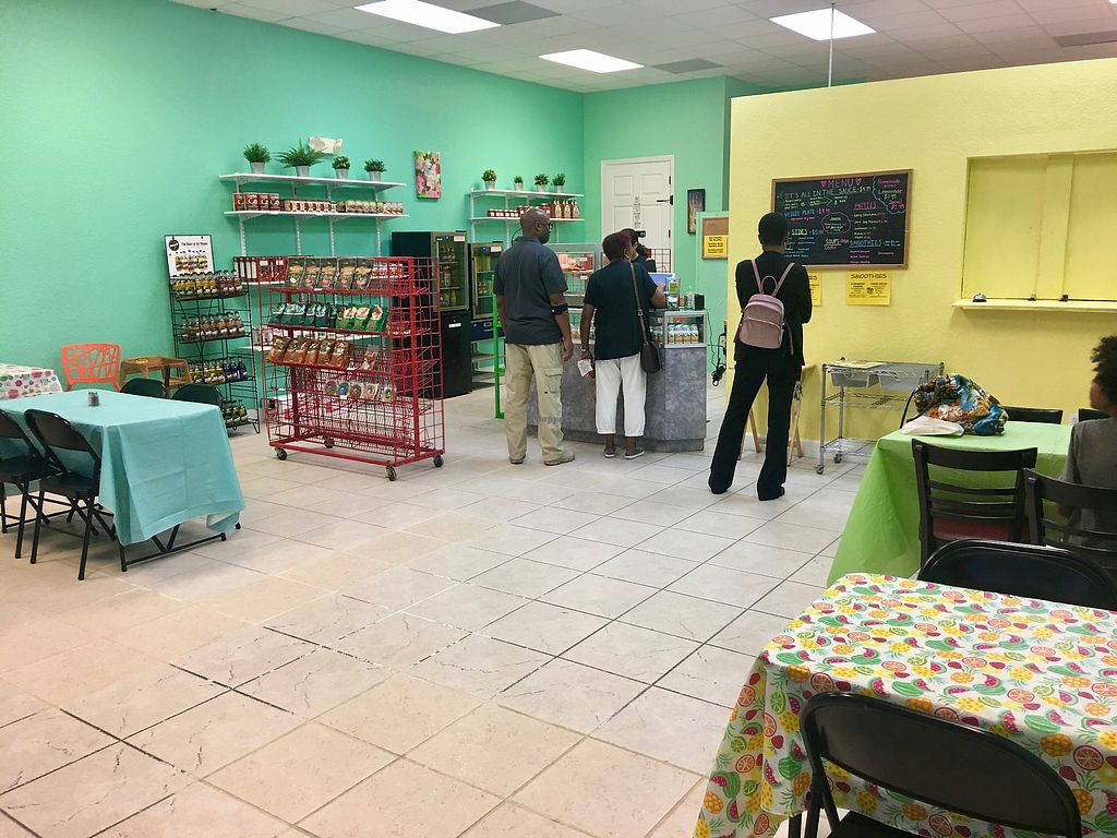 "Photo of Vegan International Co Kitchen & Market  by <a href=""/members/profile/myra975"">myra975</a> <br/>Dining <br/> November 17, 2017  - <a href='/contact/abuse/image/105384/326568'>Report</a>"