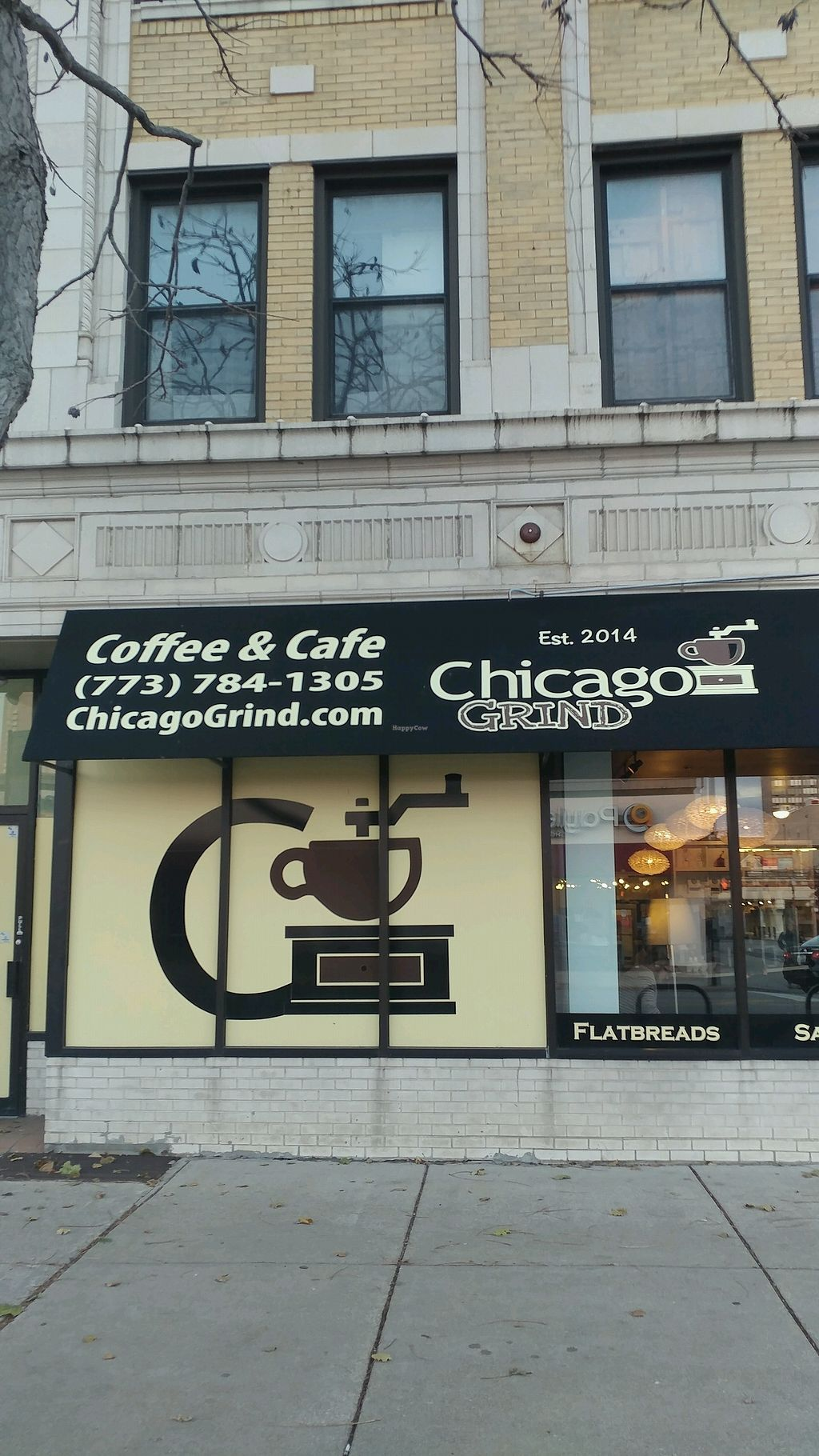 """Photo of Chicago Grind  by <a href=""""/members/profile/mster9ball1"""">mster9ball1</a> <br/>corner of Berwyn and Broadway - in Chicago <br/> November 21, 2017  - <a href='/contact/abuse/image/105387/327935'>Report</a>"""