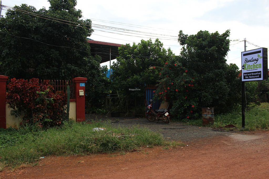 """Photo of Banlung Kitchen  by <a href=""""/members/profile/ClairetteB"""">ClairetteB</a> <br/>Outside <br/> November 19, 2017  - <a href='/contact/abuse/image/105415/326873'>Report</a>"""