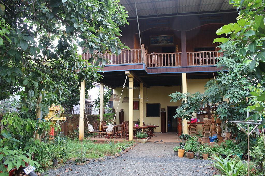 """Photo of Banlung Kitchen  by <a href=""""/members/profile/ClairetteB"""">ClairetteB</a> <br/>Banlung Kitchen Restaurant and Guest House <br/> November 19, 2017  - <a href='/contact/abuse/image/105415/326875'>Report</a>"""