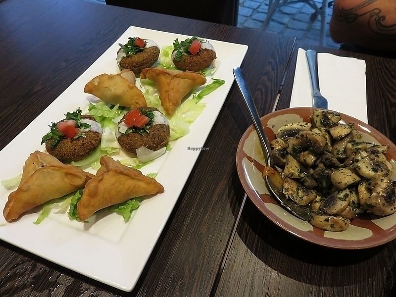 """Photo of Karamna  by <a href=""""/members/profile/TrudiBruges"""">TrudiBruges</a> <br/>variety of dishes from Karamna, Louvain <br/> November 20, 2017  - <a href='/contact/abuse/image/105457/327440'>Report</a>"""